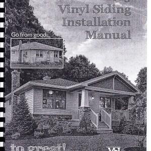 Vinyl Siding Installation - 2015