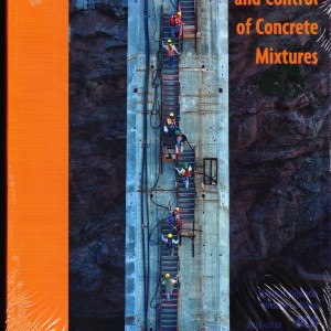 Design and Control of Concrete Mixtures – 2016