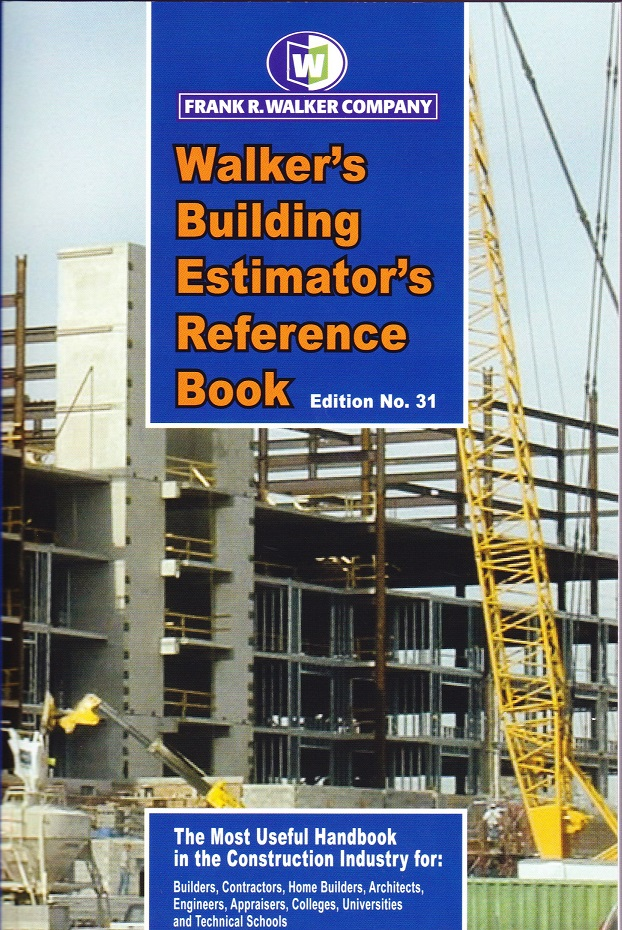 Building Estimators Reference Book - 31st Edition