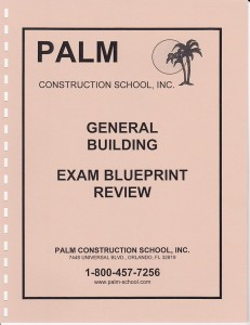 Blueprint Review for the General & Building Contractor's Exams – Includes Plans, Questions, and an Audio CD