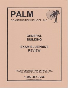 Blueprint Review for the General & Building Exam
