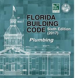 FL Plumbing Code 2017