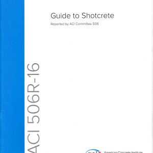 Guide to Shotcrete