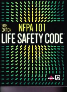 NFPA 101'15 001