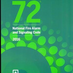 NFPA 72 '16 001