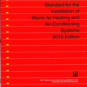 NFPA 90B Standard for the Installation of Warm Air Heating and Air-Conditioning Systems - 2015