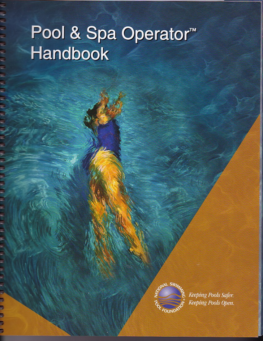 Pool & Spa Operator Handbook – 2014