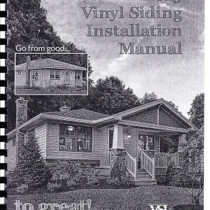 Vinyl Siding Installation - 2015