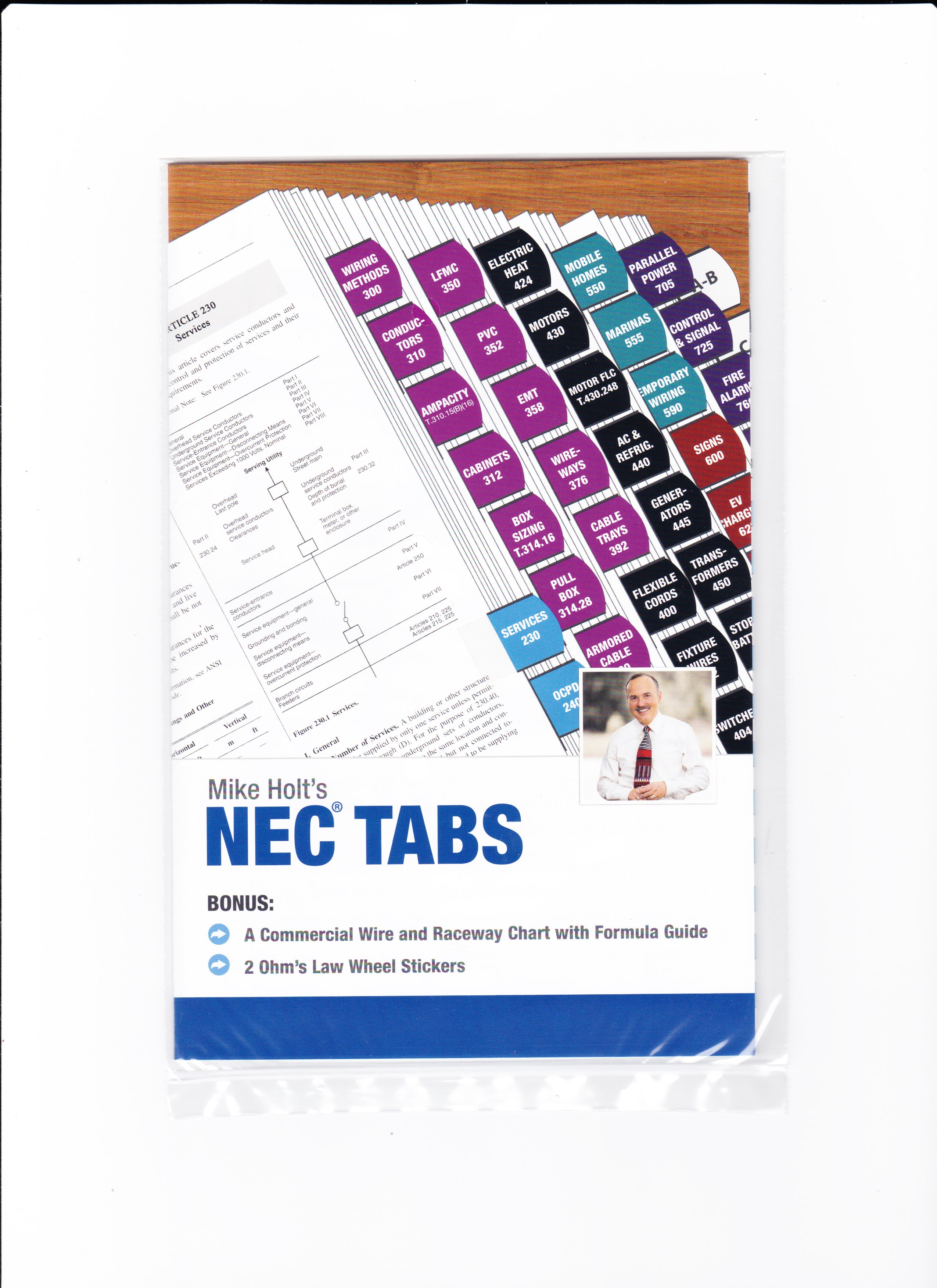 Mike Holt S Nec Tabs Palm Construction School