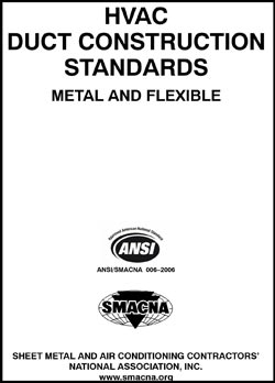 Hvac Duct Construction Standards Metal Amp Flexible Smacna