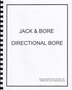 Jack Amp Bore Amp Directional Bore 2013 Palm Construction